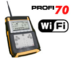 WiFi analyser PROFI-70