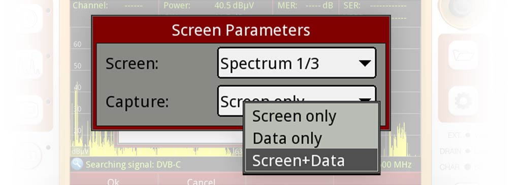 Task planner: Screen captures