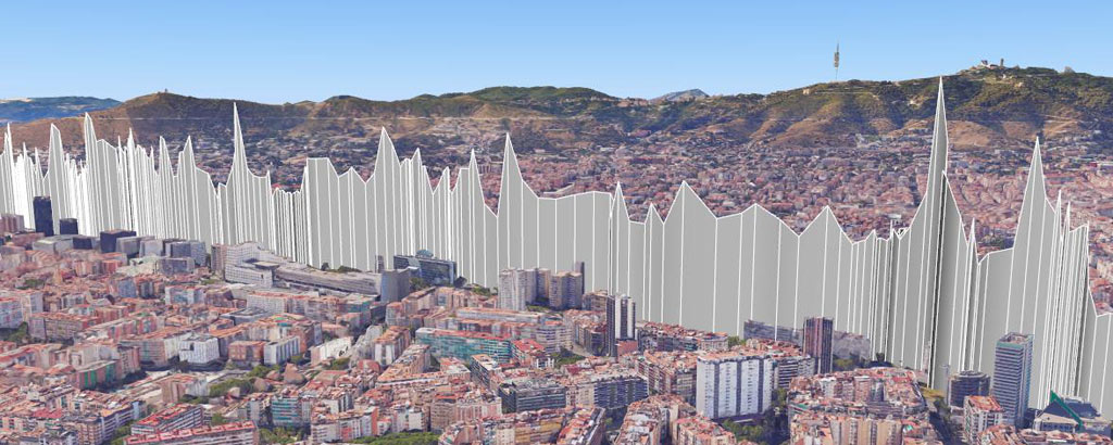 Create your own 3D signal coverage map with your PROMAX field