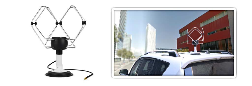 Antenna for drive test analysis model AM-060