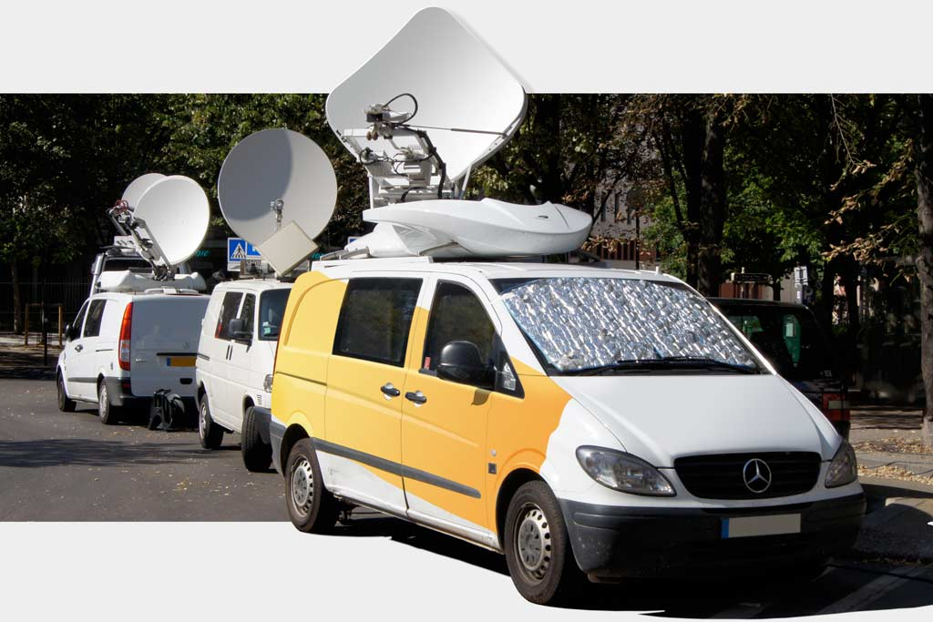 Television mobile units
