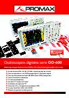 Catalog of Digital oscilloscopes OD-600 series