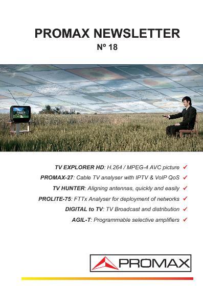 catalogo promax